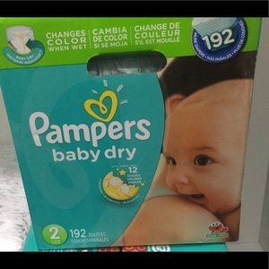 Other - Size 2 Diapers